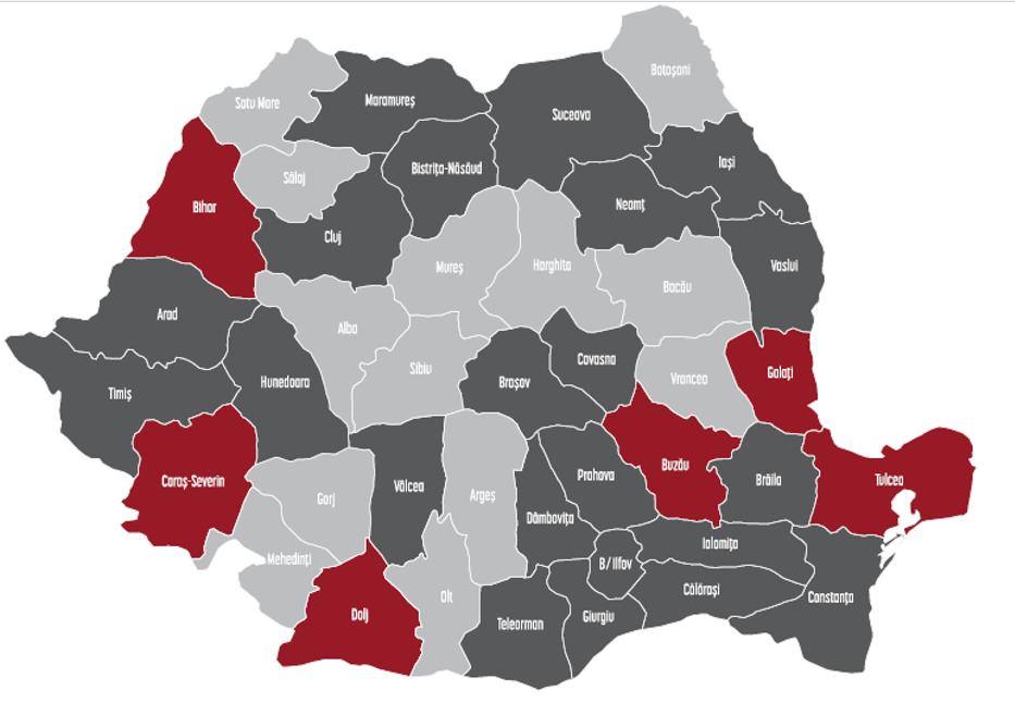 CITR Group: Motorul economiei româneşti se supraîncălzeşte: 79% din business este produs de 4% din companii