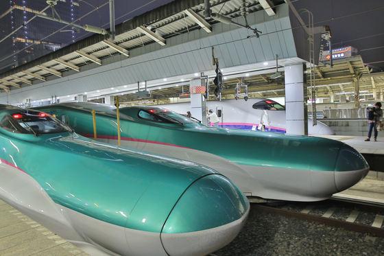 Japonezii calcă pedala de acceleraţie: Japonia testează cel mai rapid tren din lume care atinge viteza la decolare a unui avion
