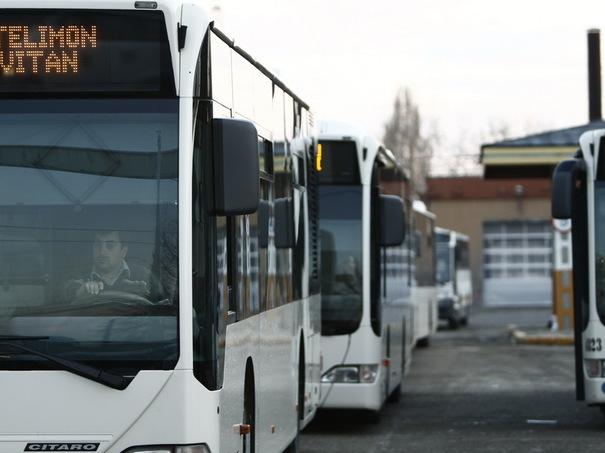 STB începe, sâmbătă, o nouă campanie de igienă a autobuzelor