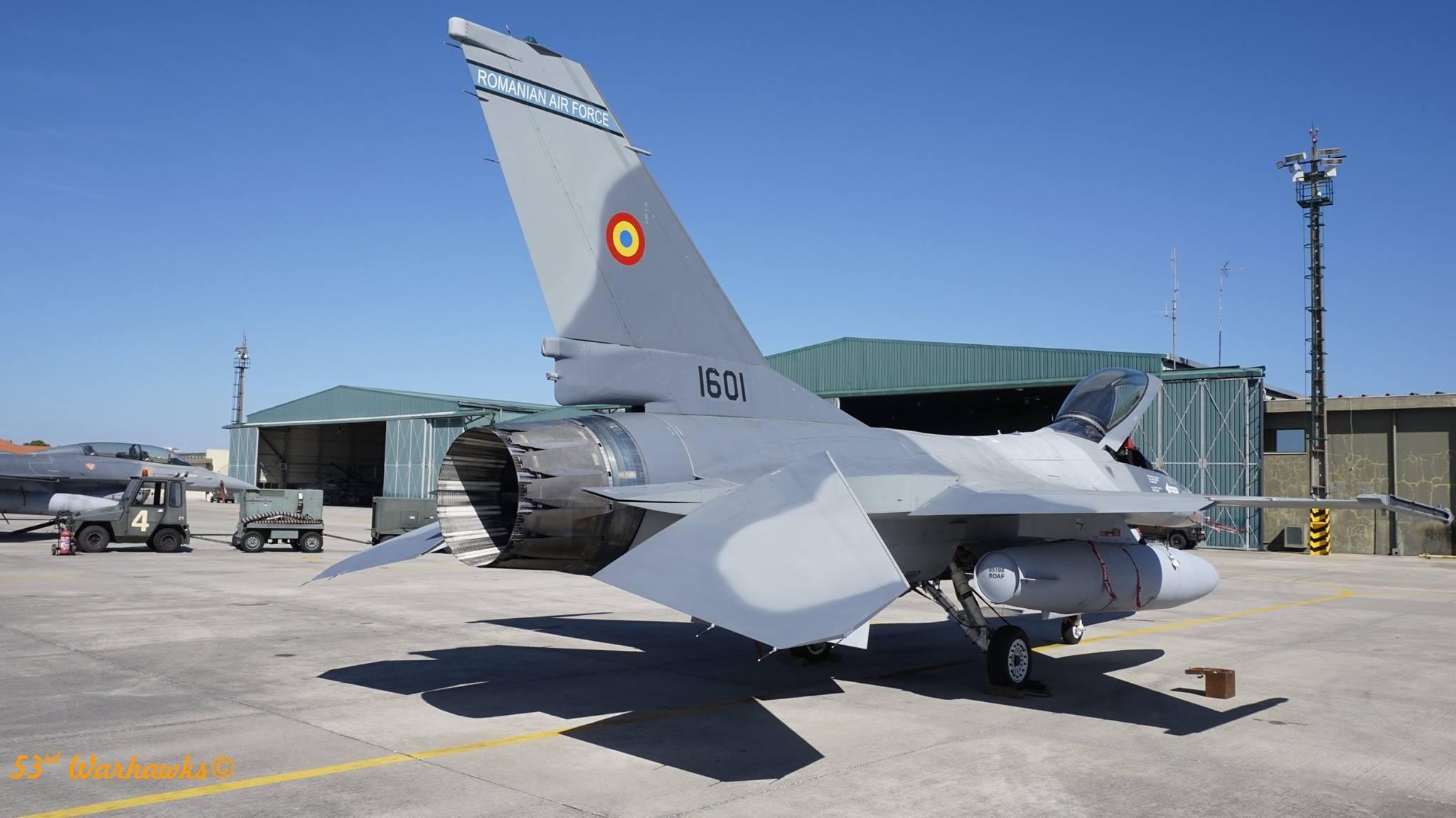Statele Unite au trimis în România sute de militari şi avioane F-16,pentru descurajarea Rusiei