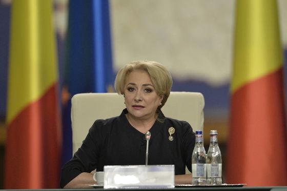Viorica Dăncilă a făcut o nouă confuzie: summitul de la Iaşi, organizat la Galaţi?