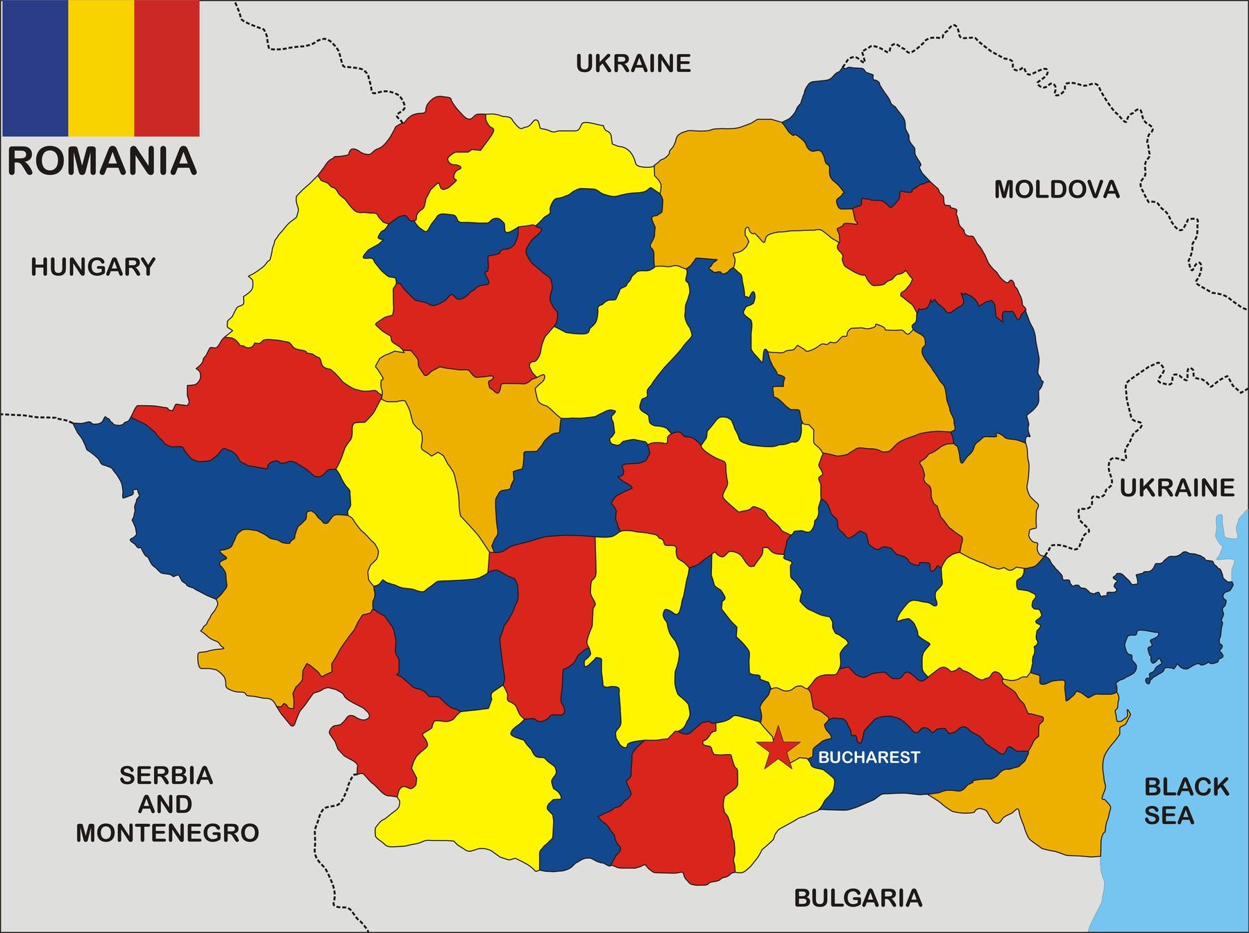 Un judeţ din România pare că a scăpat de coronavirus. ZERO noi cazuri în ultimele 7 zile
