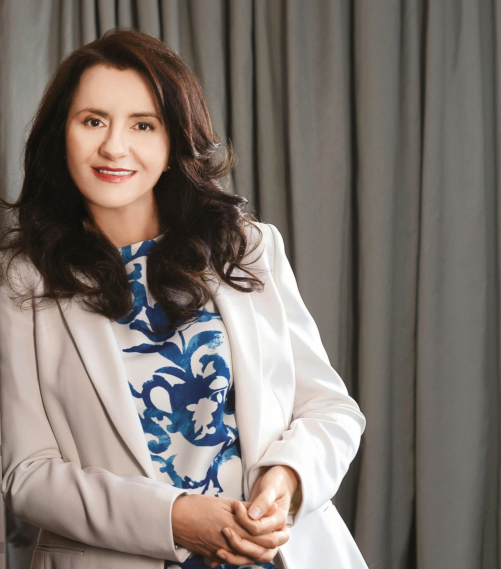 105 Cele mai puternice femei din business - Veronica Savanciuc, preşedinte şi CEO, Lowe Group