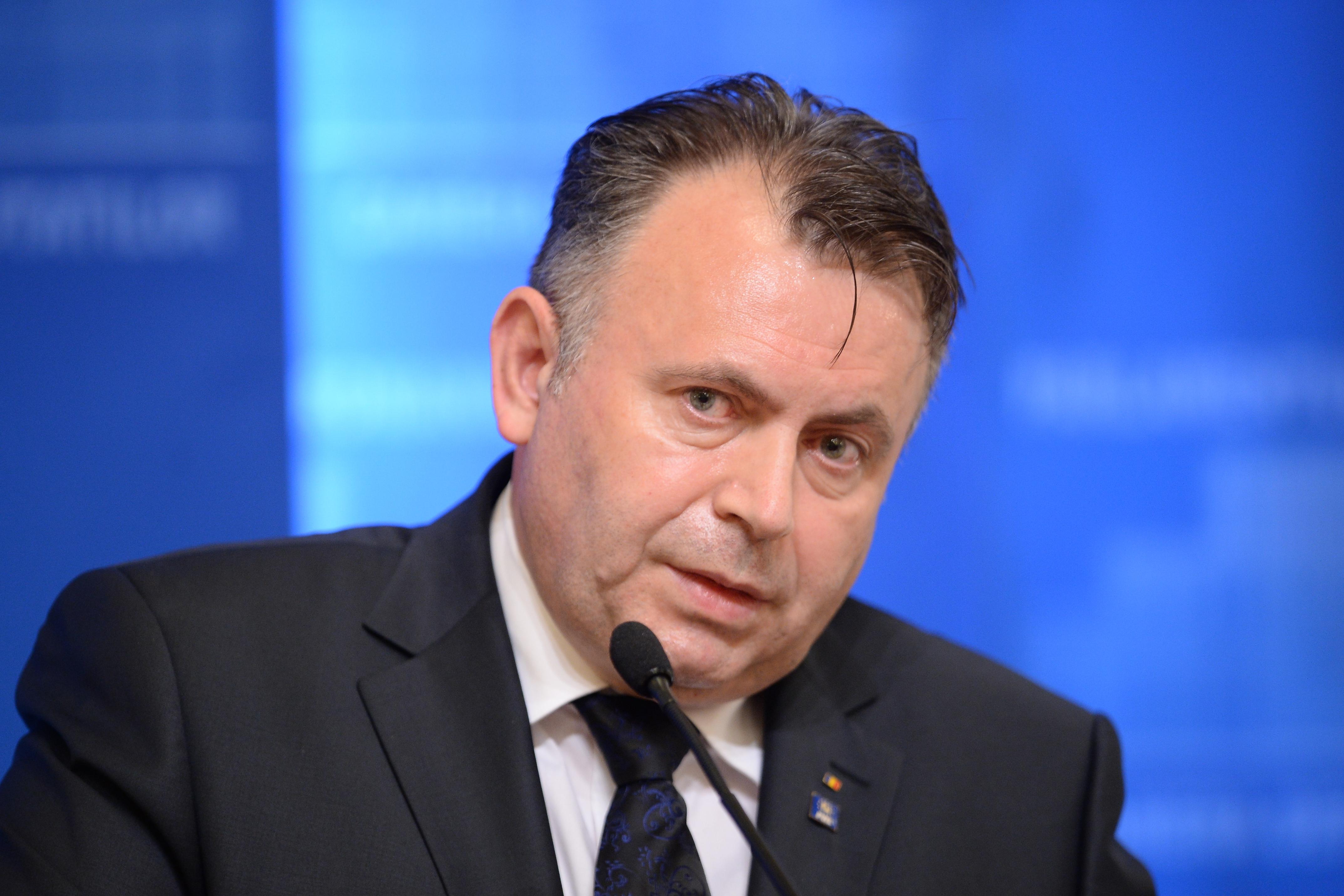 Nelu Tătaru, ministrul Sănătăţii: Starea de alertă ar putea fi prelungită