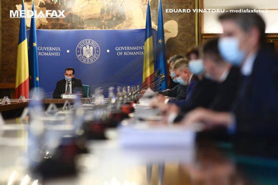 Starea de alertă, prelungită din nou în România. Hotărârea prin care se menţin restricţiile, discutată în şedinţa de(...)