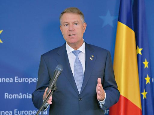 Iohannis despre deficitul de medici din România: Avem tineri interesaţi să intre în prima linie