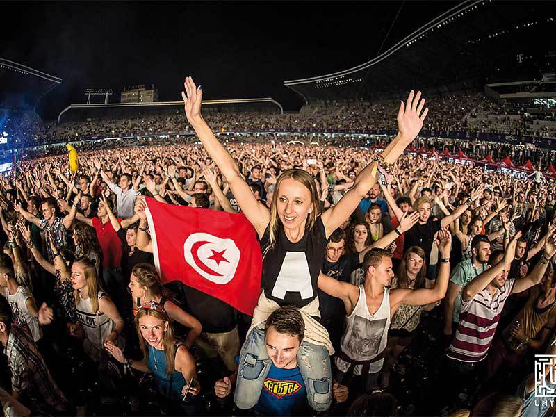 Untold devine primul festival din lume care lansează un NFT