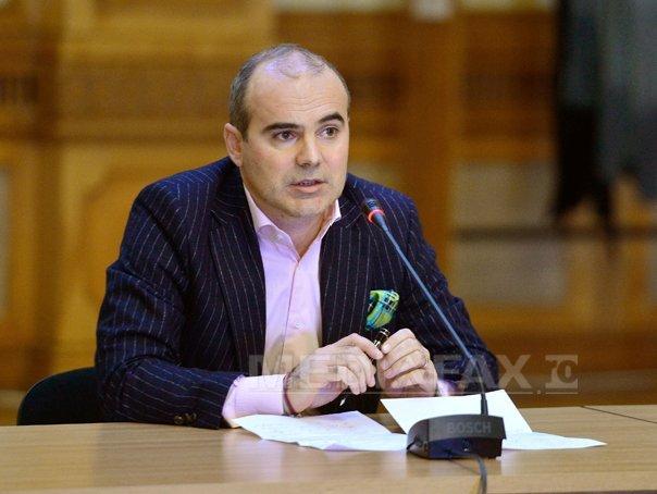 Prim-vicepreşedintele PNL Rareş Bogdan exclude categoric un guvern minoritar