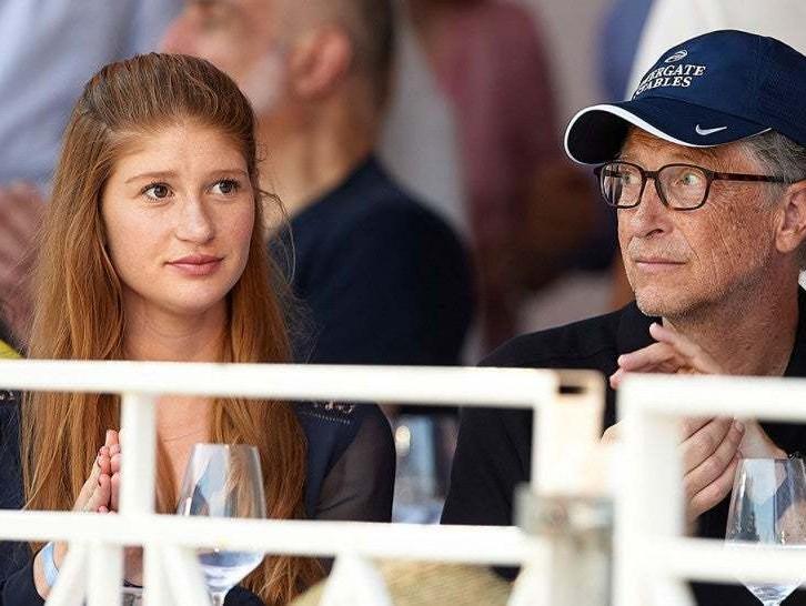 Reacţia fiicei mai mari a cuplului Bill şi Melinda Gates la vestea divorţului părinţilor ei