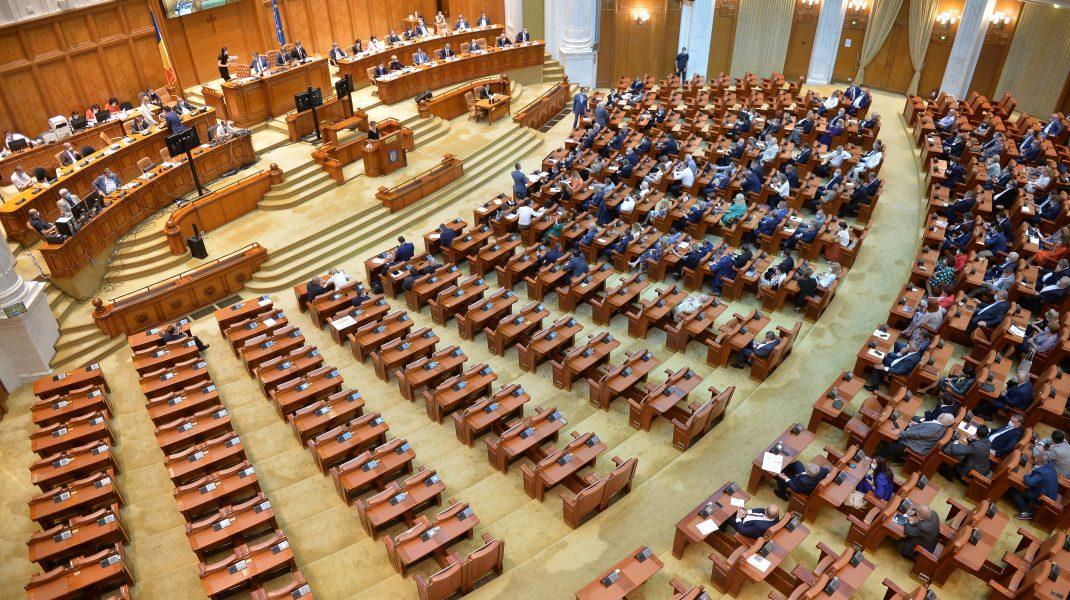 USR PLUS: Senatorii PSD, PNL şi UDMR au votat astăzi împotriva transparenţei