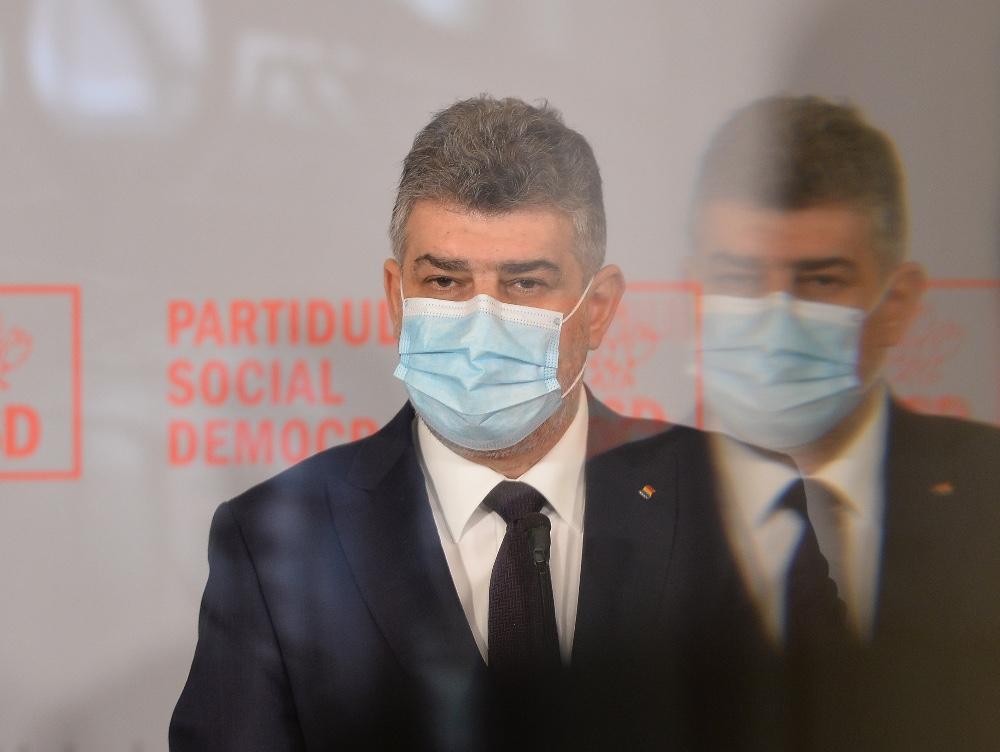 Ciolacu: Carnetul de partid de la PNL a devenit mai tare decât certificatul COVID