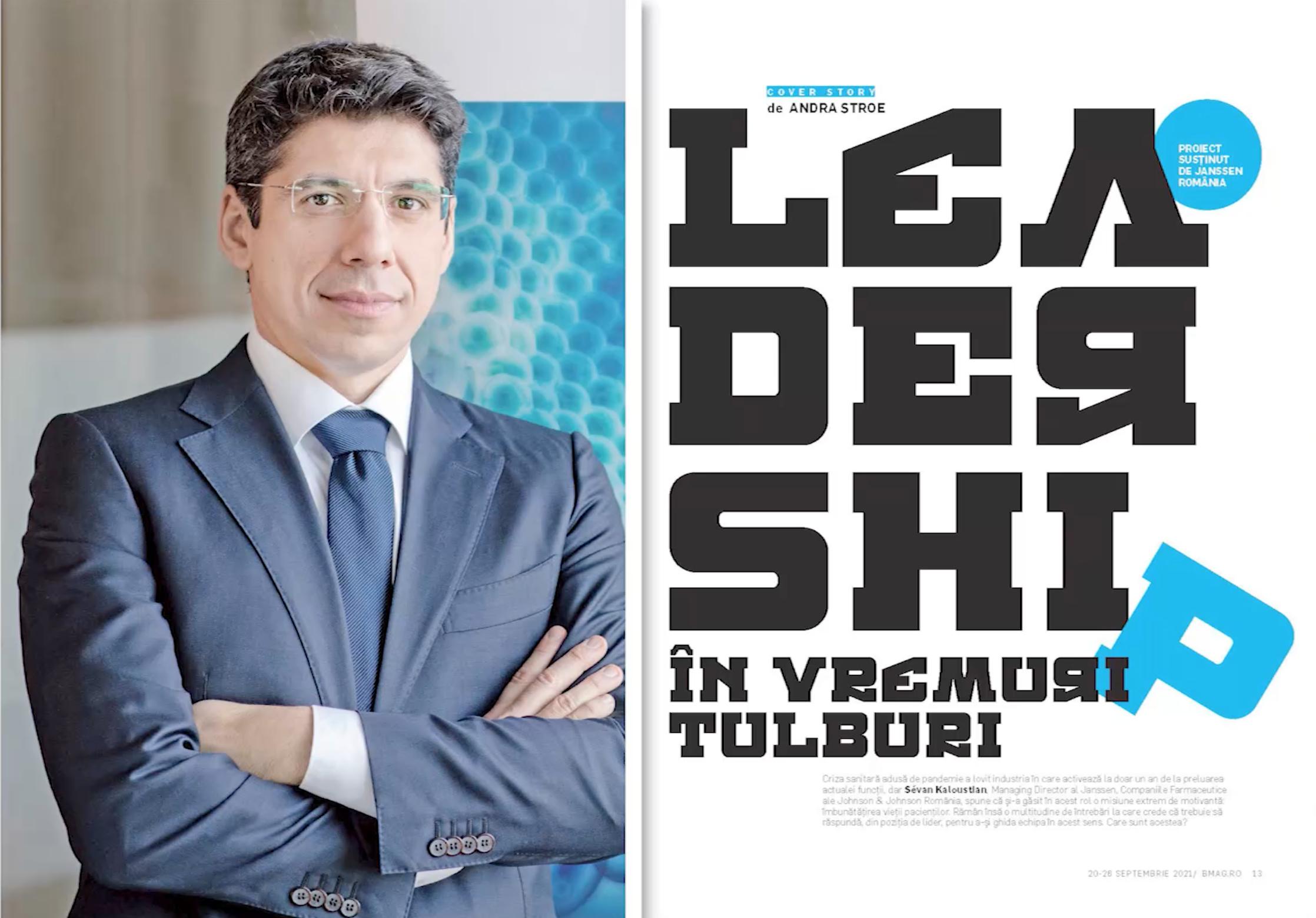 Ce puteţi citi în noul număr al revistei Business Magazin: interviuri cu liderii din sănătate, idei de business de la(...)