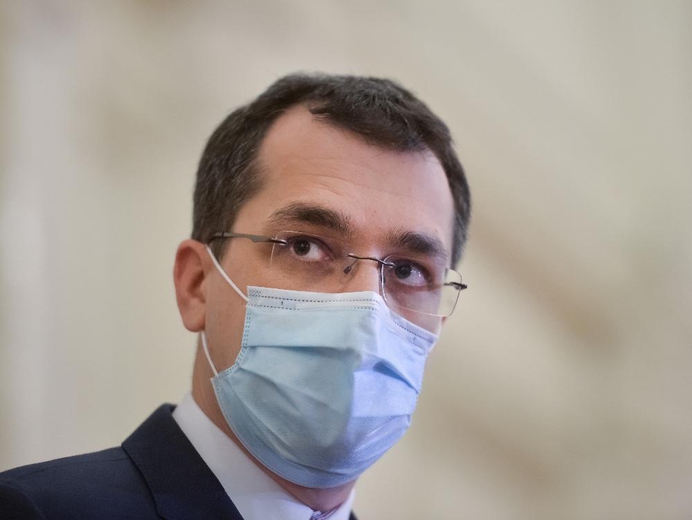 Vlad Voiculescu: Cîţu se joacă cu cuvintele aşa cum s-a jucat cu bugetul sănătăţii - iresponsabil