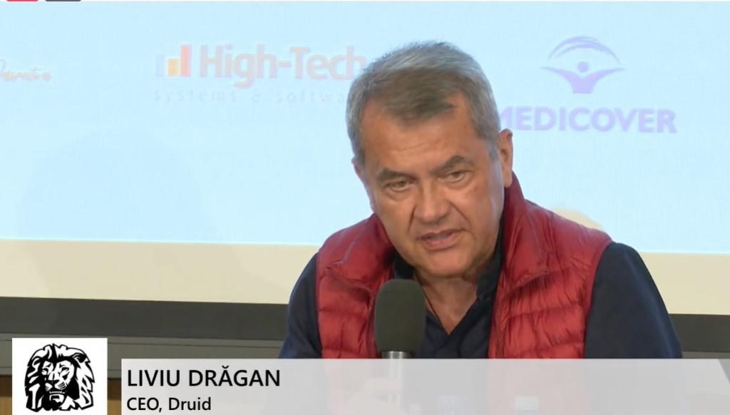 Liviu Drăgan, DRUID: Majorarea salariului minim şi eliminarea taxelor pe o perioadă de timp sunt soluţii pentru a(...)
