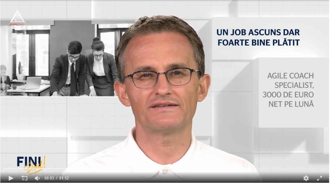 Fini sunt! Jobul ascuns, plătit cu 3.000 de euro pe lună