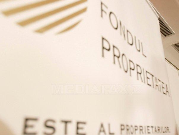 Fondul Proprietatea estimeaza pentru 2011 un profit de 207 milioane lei
