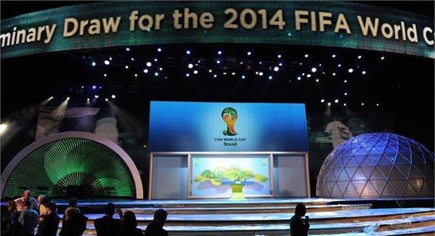 Cupa Mondiala 2014: cu cine se va bate Romania. Vezi rezultatele complete ale tragerii la sorti
