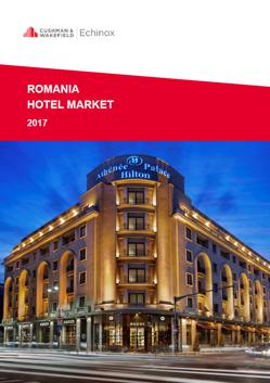 În 2017, hotelurile din România au avut un număr record de peste 20 de milioane de înnoptări
