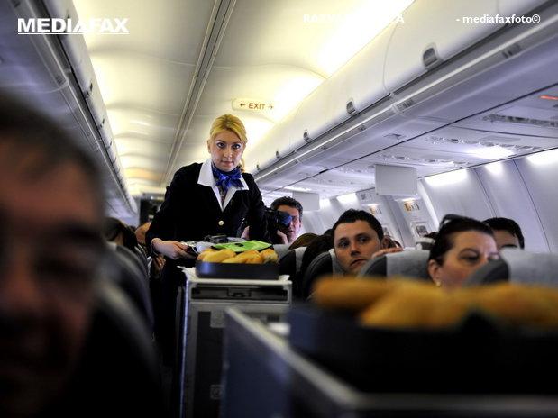 TAROM a publicat lista celor 300 de întrebări la care trebuie să răspundă o stewardesă la interviul de angajare