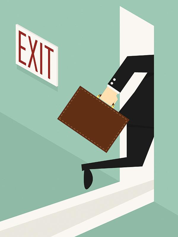 Când ar trebui ca un angajat să plece dintr-o companie?