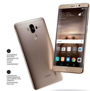 Huawei Mate 9: un android mare aproape perfect - VIDEOREVIEW