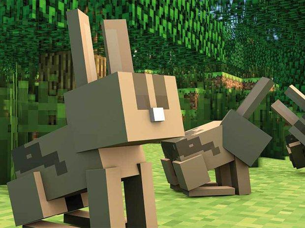 Minecraft deschide porţile pentru dezvoltatori