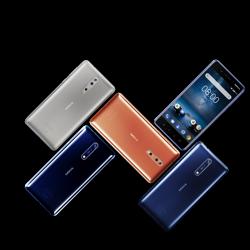 HMD lansează Nokia 8, cel mai performant telefon Nokia la ora actuală