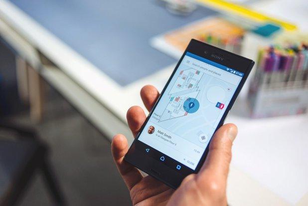 Sony lansează o aplicaţie pentru navigarea birourilor moderne