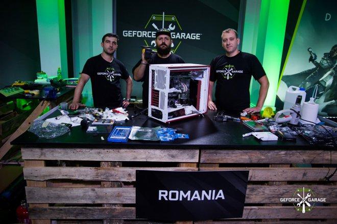 Trei echipe din România, Polonia şi Cehia au avut la dispoziţie 24 de ore să facă cele mai trăznite sisteme PC. Vezi ce au făcut - GALERIE FOTO