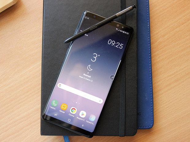 Gadget Review: Note 8, alegerea perfectă pentru cei care vor un telefon mare
