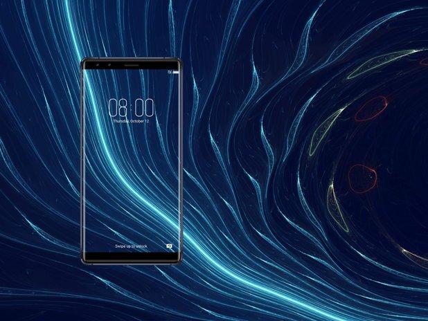 Diamond Omega, smartphone cu 8GB RAM şi 128 GB spaţiu de stocare, lansat în România