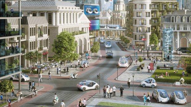 Marile companii tehnologice caută soluţii pentru mobilitatea urbană
