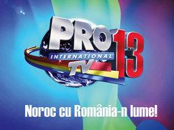 13 ANI DE  PRO TV INTERNAŢIONAL