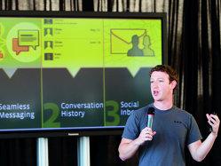 Time: Mark Zuckerberg este omul anului