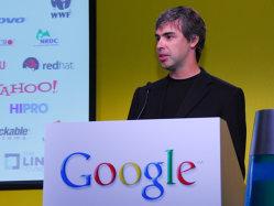 Fondatorul Larry Page il inlocuieste pe Eric Schmidt la carma Google