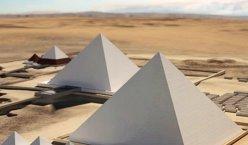 Piramidele din Giza pot fi vizitate online în 3D (VIDEO)