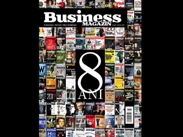 Opt ani de excelenţă. BUSINESS Magazin se relansează cu o ediţie specială