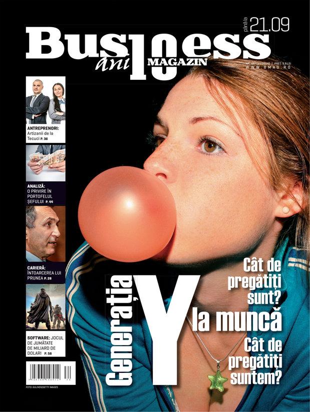 Citeşte în noul număr Business Magazin din 15 septembrie 2014