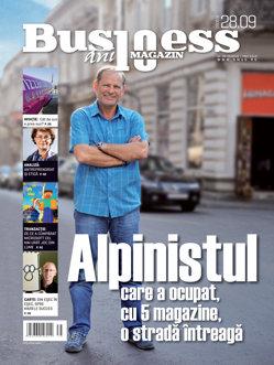 Citeşte în noul număr Business Magazin din 22 septembrie 2014