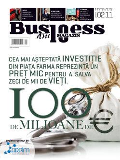 Citeşte în noul număr Business Magazin din 27 octombrie 2014
