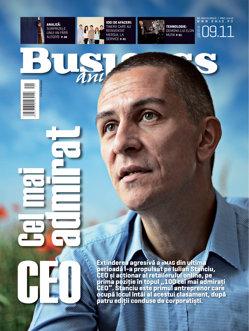 Citeşte în noul număr Business Magazin din 3 noiembrie 2014