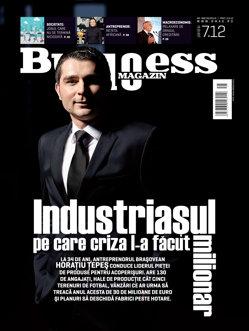 Citeşte în noul număr Business Magazin din 1 decembrie 2014