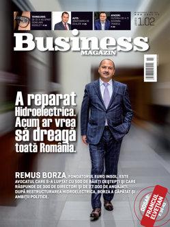Citeşte în noul număr Business Magazin din 26 ianuarie 2015