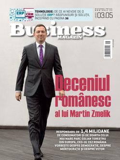 Citeşte în noul număr Business Magazin din 27 aprilie 2015
