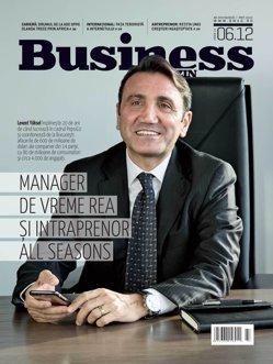Citeşte în noul număr Business Magazin din 30 noiembrie 2015