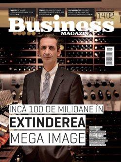 Citeşte în noul număr Business Magazin din 8 februarie 2016