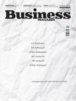 Citeşte în noul număr Business Magazin din 15 februarie 2016