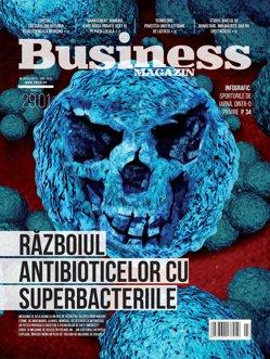 Citeşte în noul număr Business Magazin din 23 ianuarie 2017