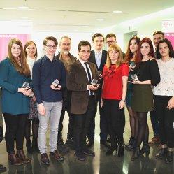 (P) Bursele Telekom susţin anual zece studenţi de excepţie pentru o carieră de succes