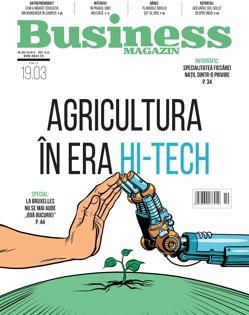 Citeşte în noul număr Business Magazin din 13 martie 2017